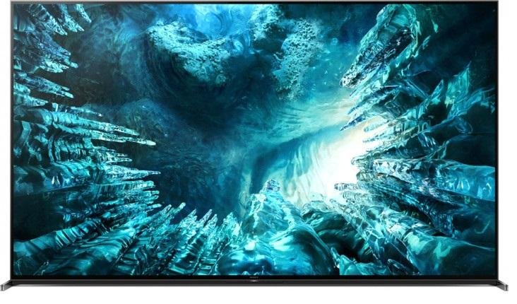 Телевізор LED Sony KD75ZH8BR2 (Smart TV, Wi-Fi, 7680x4320)