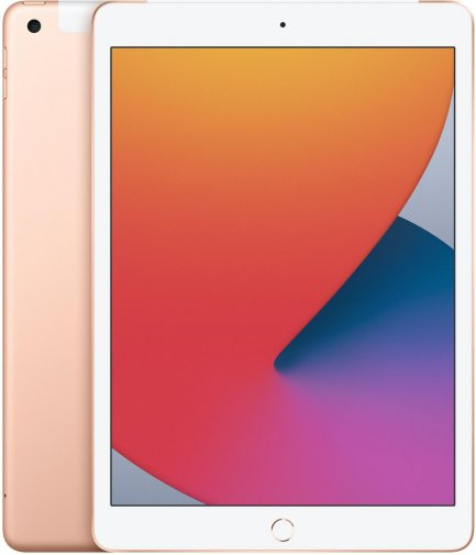 Планшет Apple iPad 2020 32GB 4G Gold (MYMK2)