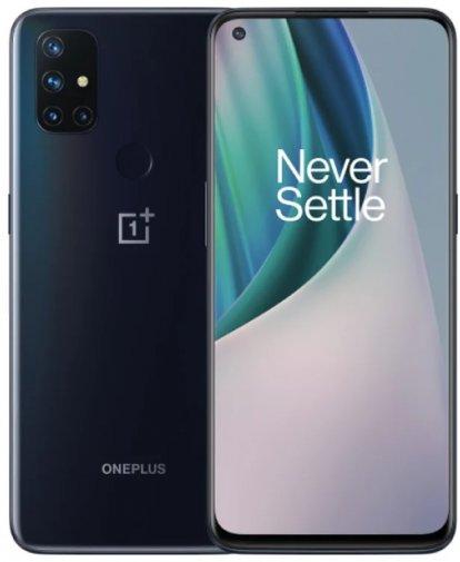 Смартфон OnePlus Nord N10 6/128GB Midnight Ice