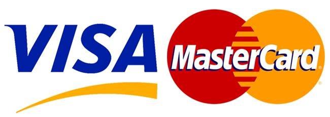 Visa та Mastercard