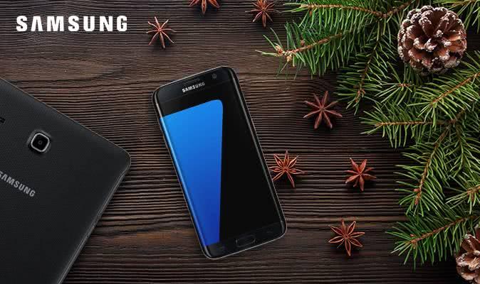 Твій Samsung вже чекає на тебе з подарунком!