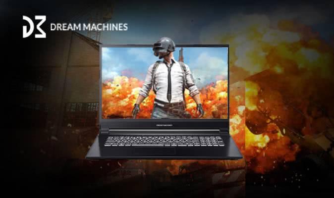 Гра в подарунок до ноутбуків Dream Machines