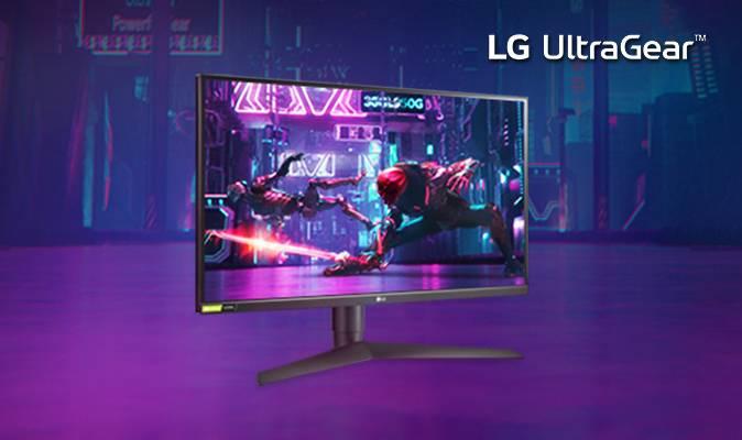 Зустрічай новий монітор LG UltraGear зі знижкою