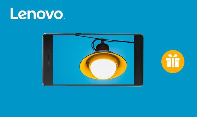 Сучасні планшети Lenovo - краще купувати з подарунками!