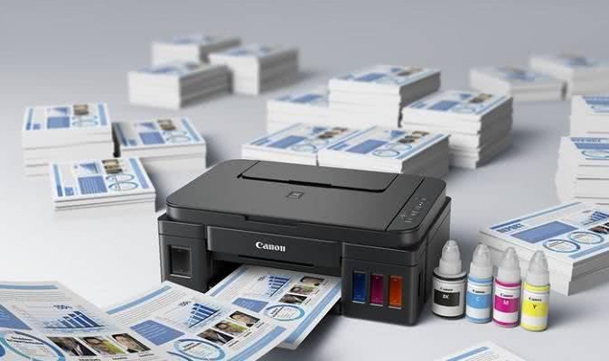 Ящик фірмового паперу за покупку БФП Canon!