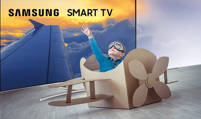 Пориньте у кіновимір із Samsung!