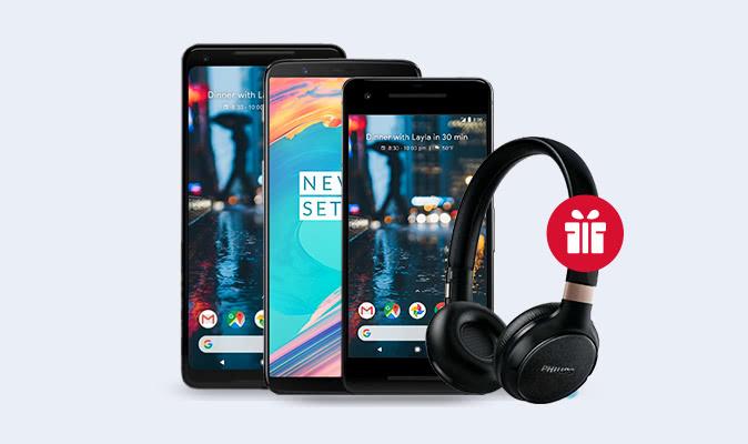 Вимагаєш більшого? Лови до смартфонів OnePlus та GooglePixel навушники!