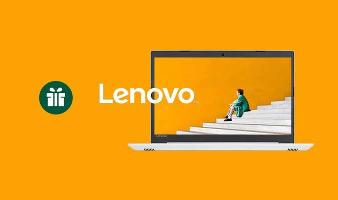 Обирай ноутбук Lenovo - отримуй подарунки або купуй в розстрочку на 24 міс під 0%