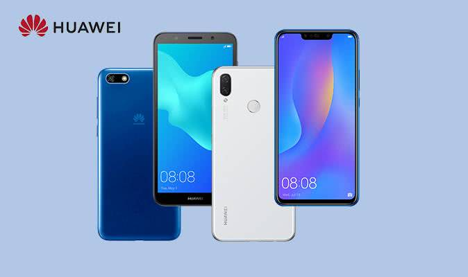 Смартфони Huawei зі знижками