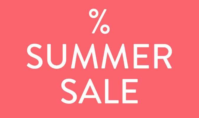 Тотальний розпродаж літа