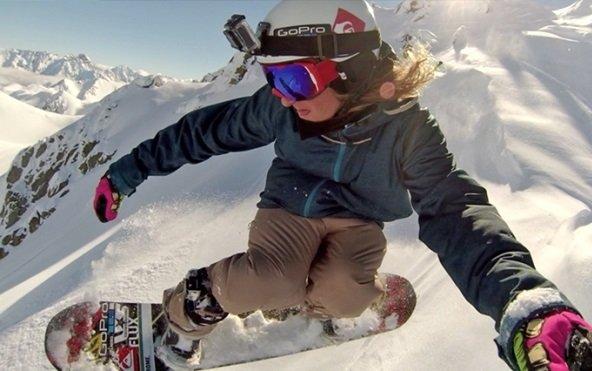 Go за iPhone з камерами GoPro!