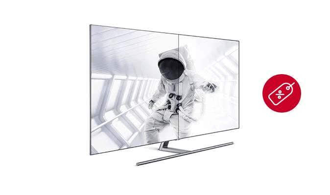 Знижки на сучасні телевізори!