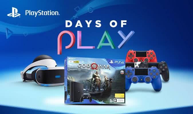 Days of play разом із КТС!