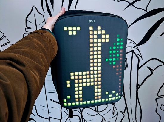 Pix Digital Customizable Backpack