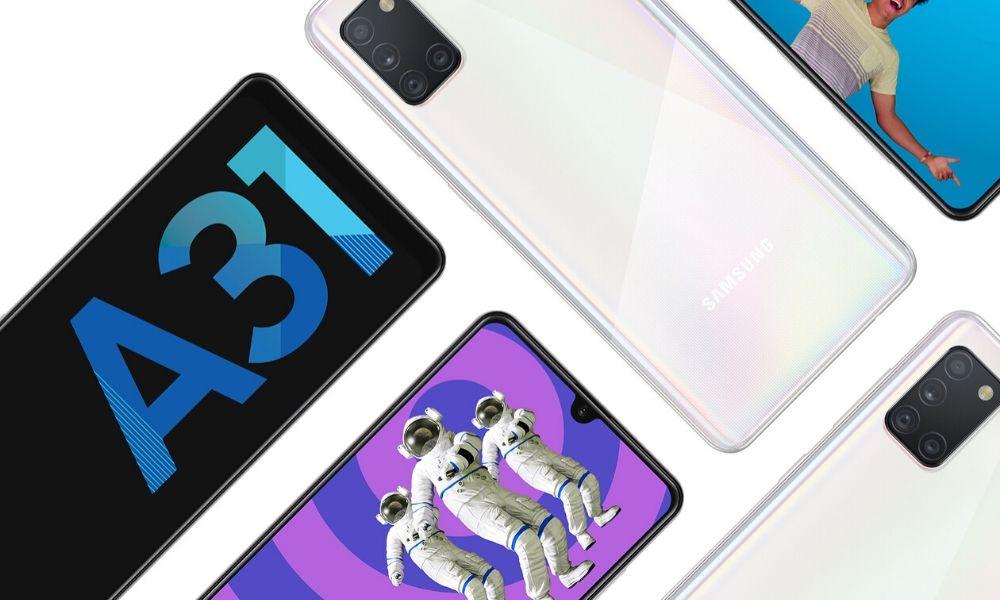 Купить Galaxy A31