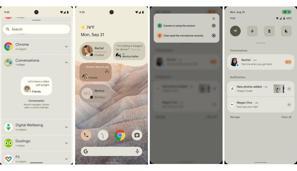 Google I/O , Android 12