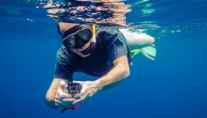 аквабокс, ктс, екшн-камера