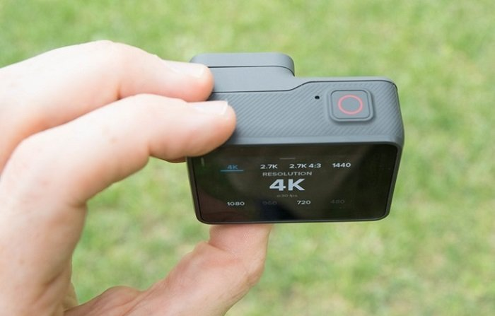 GoPro HERO5, ктс