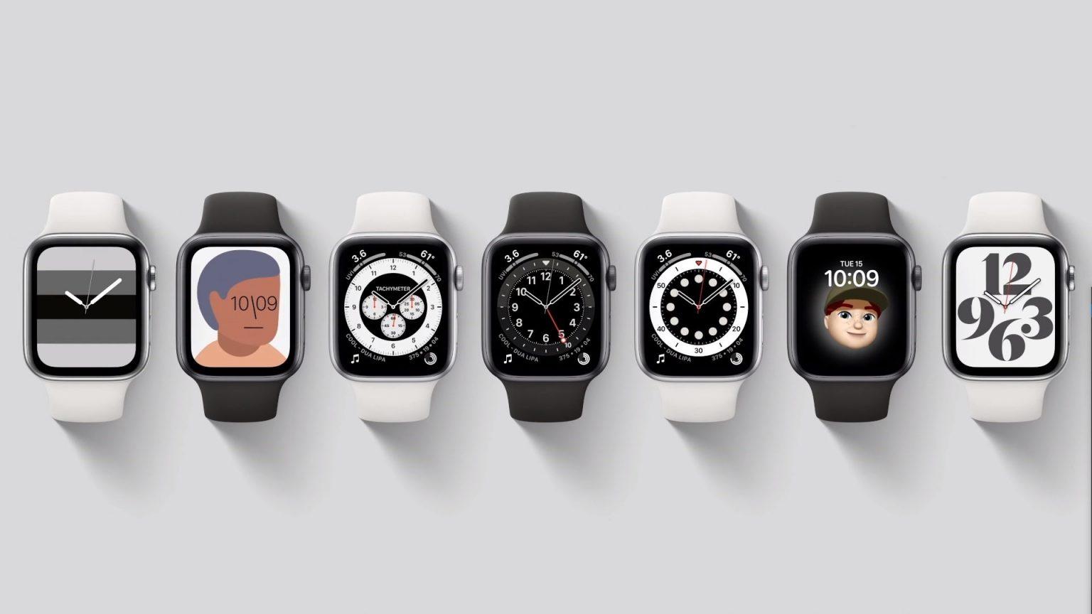 Смарт часы Series 6 44mm Sport Band