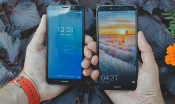 Тест камер: Huawei Y5 (2018) проти Huawei Y6 (2018)