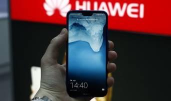 Новинка від Huawei - P20 lite