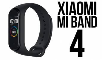 Фітнес-браслет Xiaomi Mi Band 4: що нового?