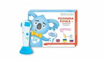 """""""SMART KOALA"""" - інтерактивні набори для веселого навчання"""