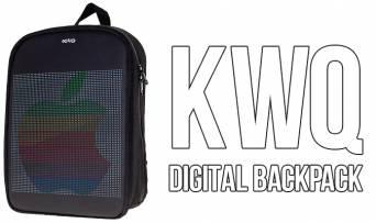 Рюкзак KWQ Digital Backpack: зустрічай літо яскраво