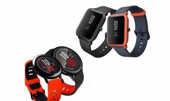 Смарт-годинники Xiaomi Amazfit Bip і Pace - для спорту та спілкування