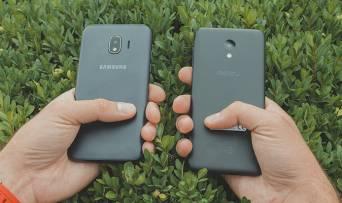 Тест камер: Meizu M8c проти Samsung J2 2018