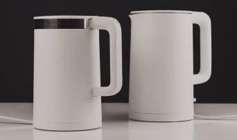 Навіть чайники стають розумними: знайомтесь із Xiaomi MIJia Electric Kettle і Xiaomi MiJia Smart Home Kettle