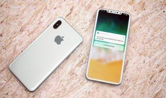5 особливостей нового iPhone 8!