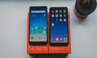 Xiaomi Redmi Note 5 VS Xiaomi Redmi Note 6 Pro: що нового?