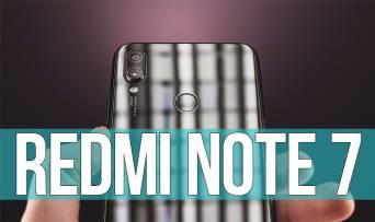 REDMI NOTE 7: детальный обзор