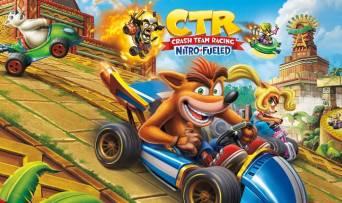 Повернення улюблених гоночок дитинства. Огляд Crash Team Racing Nitro-Fueled