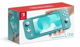 Nintendo Switch Lite: несподівана портативна ігрова консоль