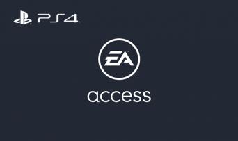 EA Access є на Sony PlayStation 4!