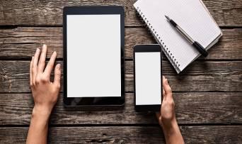 Чи здатен смартфон замінити планшет у 2018 році?