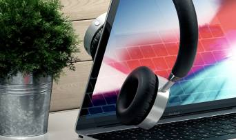 Музика в «алюмінієвому» стилі: Satechi Aluminum Wireless Headphones