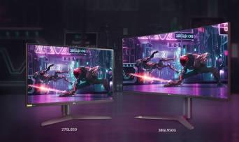 Новые игровые мониторы LG ULTRAGEAR на IFA 2019