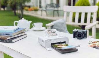 Принтер Canon SELPHY CP1300 - селфі виходять за межі Instagrаm