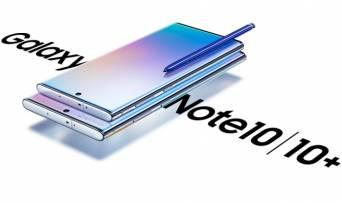 Перші враження від Samsung Galaxy Note 10 і Galaxy Note 10 Plus