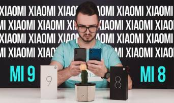 Xiaomi Mi 8 VS Xiaomi Mi 9:  чи варто купувати новий флагман?