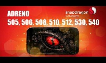 Огляд відеокарт для смартфонів Qualcomm Adreno (ВІДЕО)