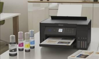 Фабрика друку Epson - відмінний вибір для заощадливого друку