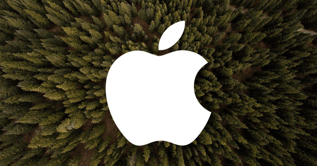 Apple та екологія